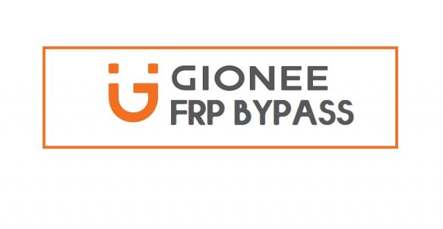 Gionee FRP Bypass Unlock File