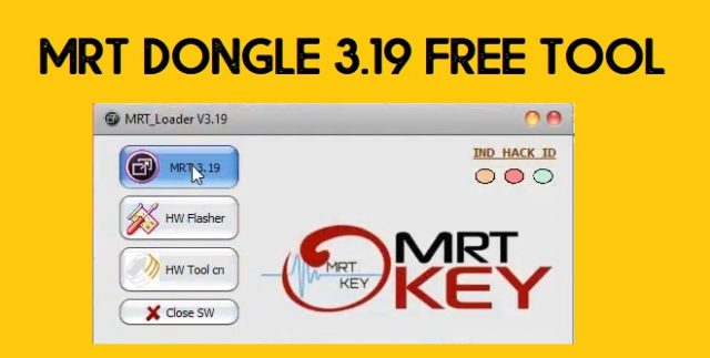 Download MRT Dongle Latest Crack 3.19 with Keygen Free Download
