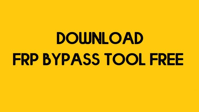 FRP Bypass Tool APK (Download FRP Tools) For Free