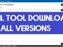 Download QFil Tool (Qualcomm Flash Image Loader) for Windows | All Versions
