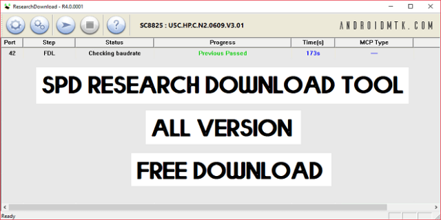 Download SPD Research Download Tool for Windows - All Versions